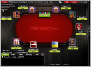 Go To Ladbrokes Poker