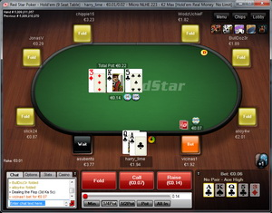 Red Star Poker