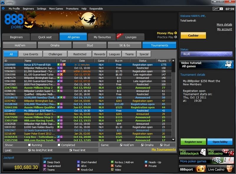 wieviel geld bekommt man beim online poker